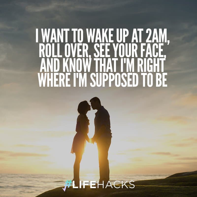 Quotes About Loving Him Interesting 48 Cute Love Quotes For Him Straight From The Heart With Images
