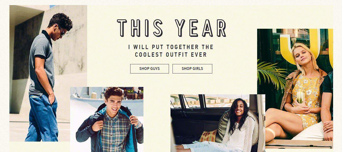 Popular Clothing Brands For Teens