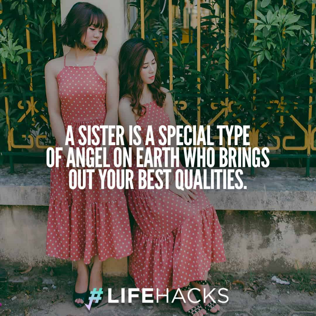Best Sister Quotes 30 Sister Quotes That Will Make You Hug Your Sister Tight Best Sister Quotes