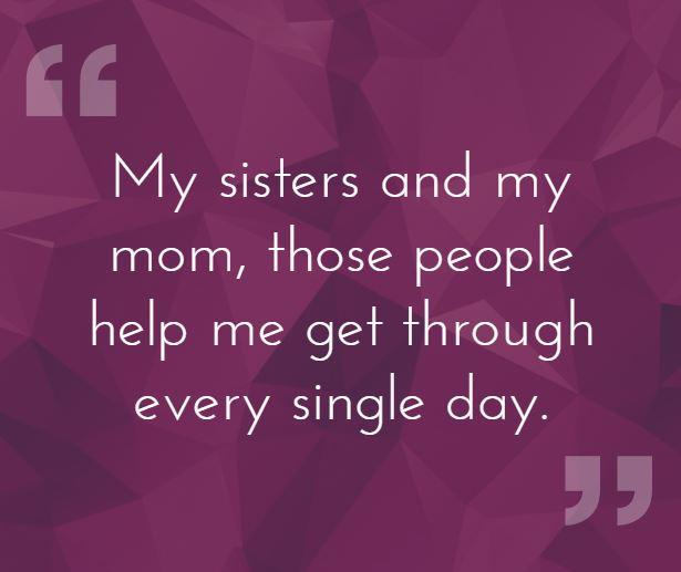 Love My Big Sister Quotes Amusing Sister Quotes Quotes About Sisters That'll Make You Hug Yours